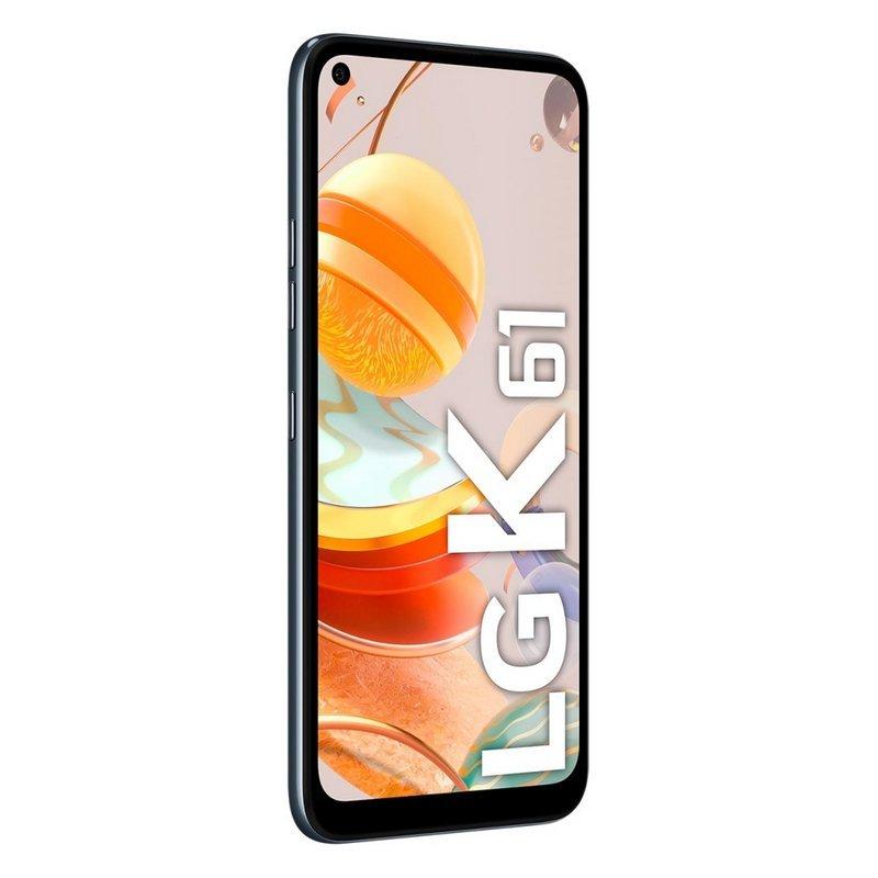 LG K61 128GB - Gris titan