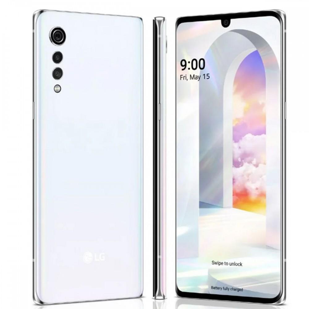 LG Velvet 5G 128GB - Blanco