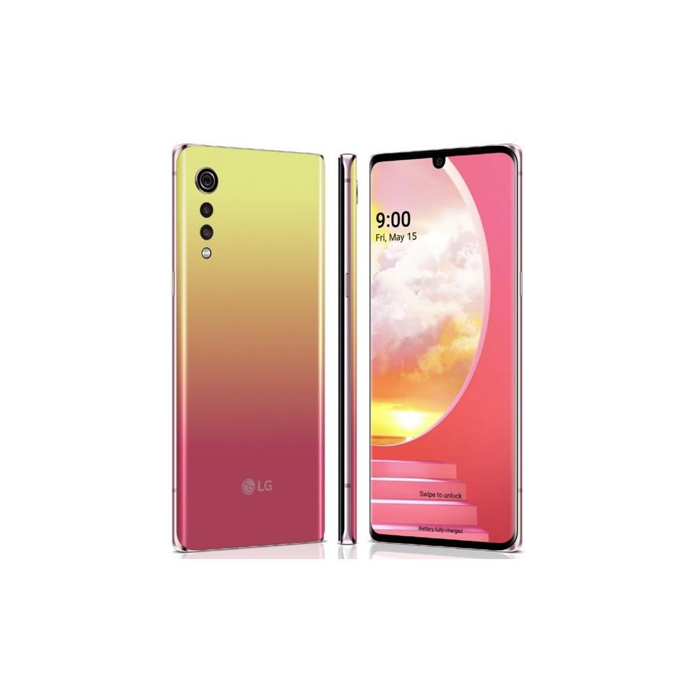 LG Velvet 5G 128GB - Sunset