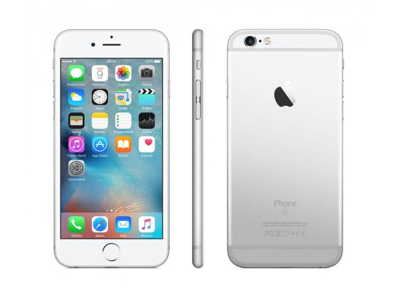 iPhone 6s Plus 64gb - Plata