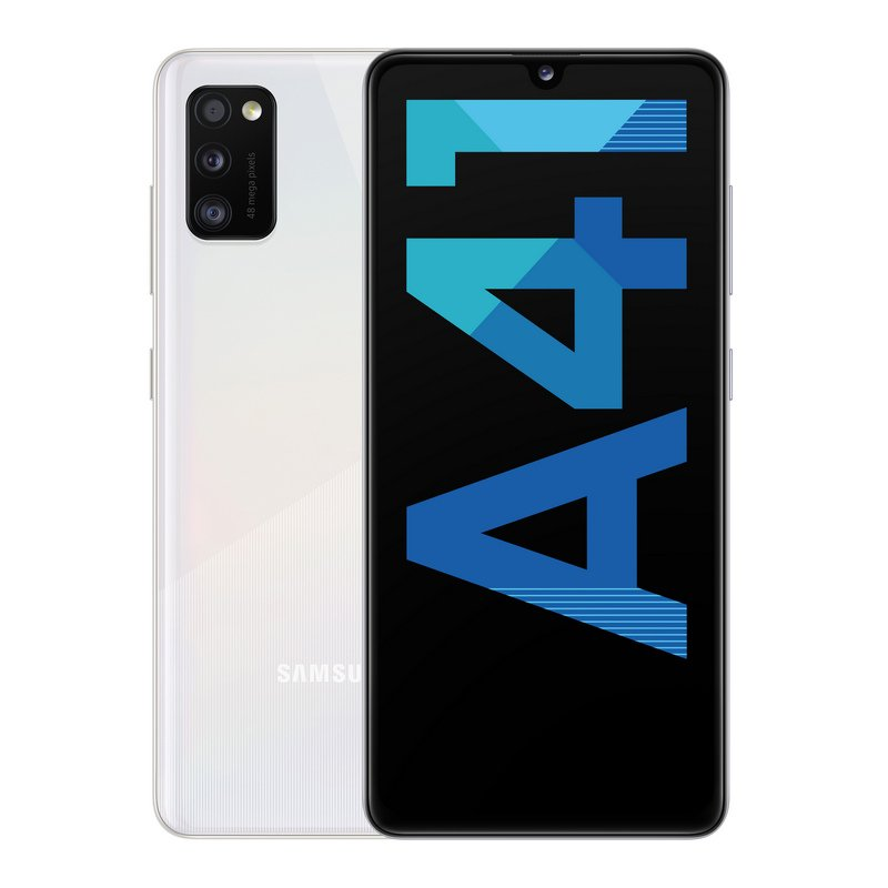 Samsung Galaxy A41 64GB - Blanco