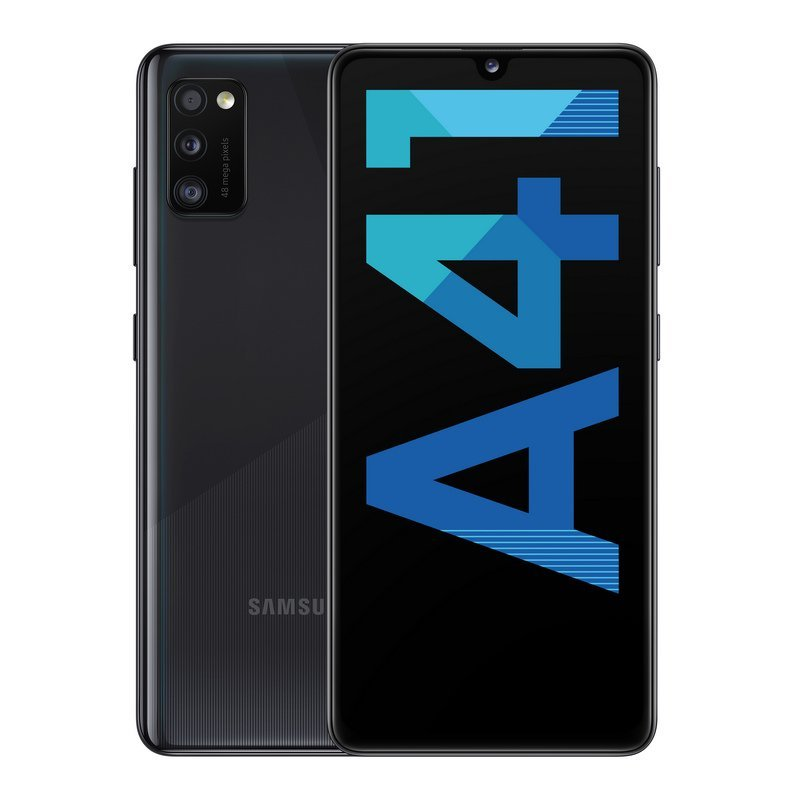Samsung Galaxy A41 64GB - Negro