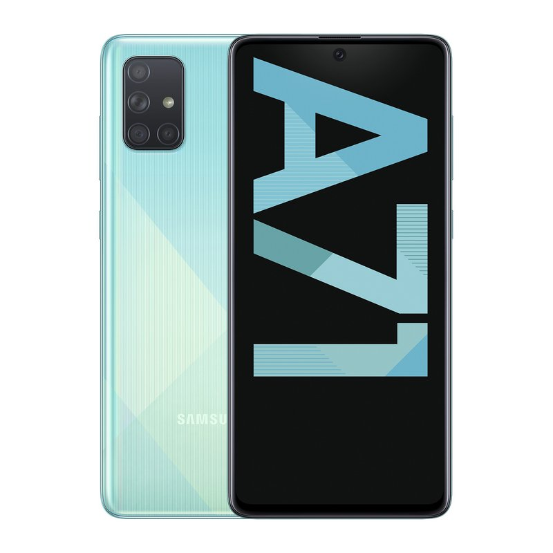 Samsung Galaxy A71 128GB - Azul