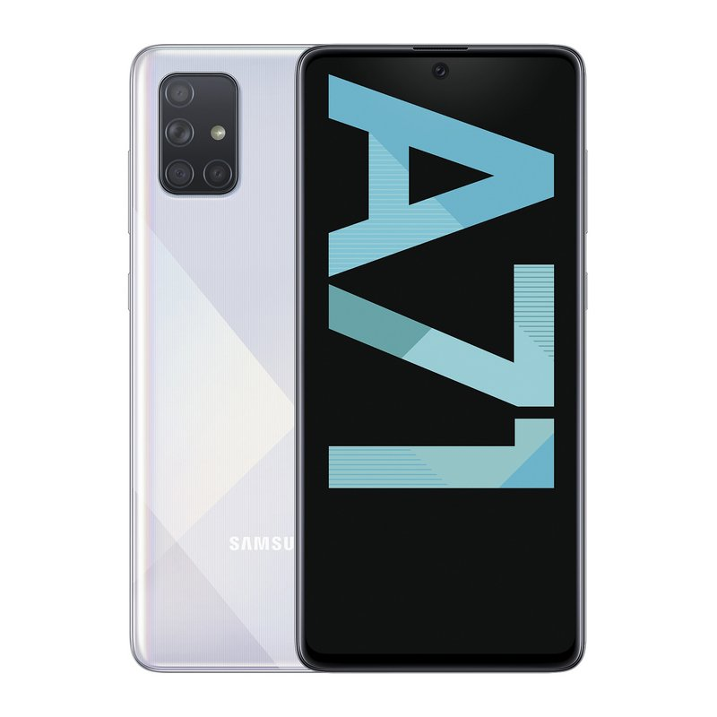 Samsung Galaxy A71 128GB - Blanco