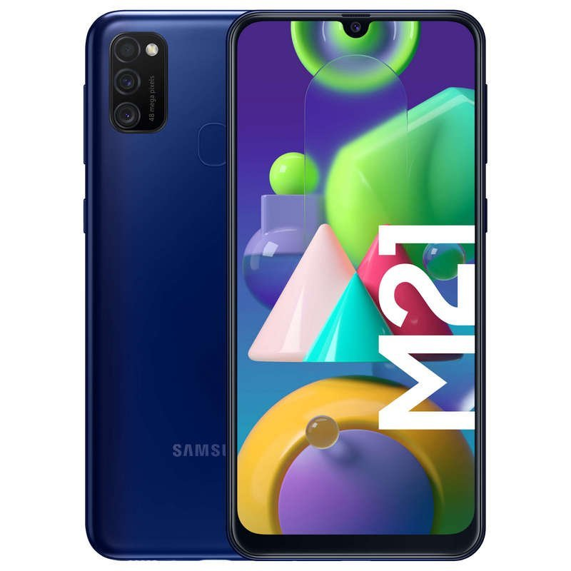 Samsung Galaxy M21 64GB - Azul