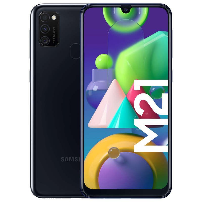Samsung Galaxy M21 64GB - Negro