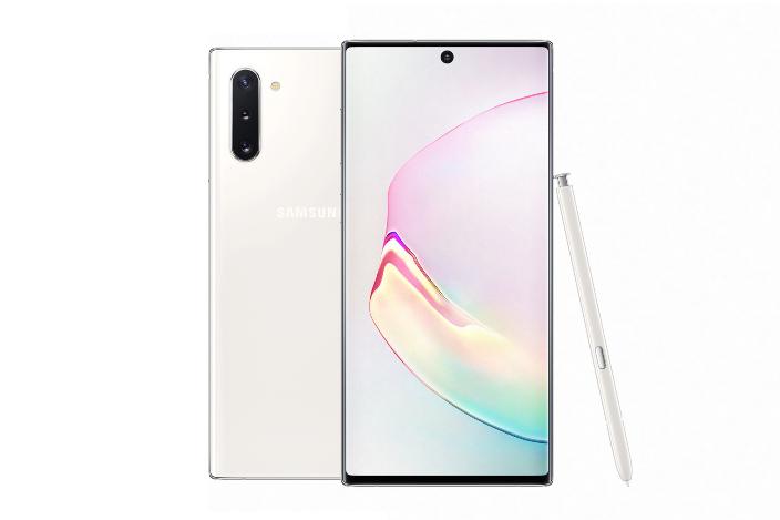 Samsung Galaxy Note 10 256GB - Blanco