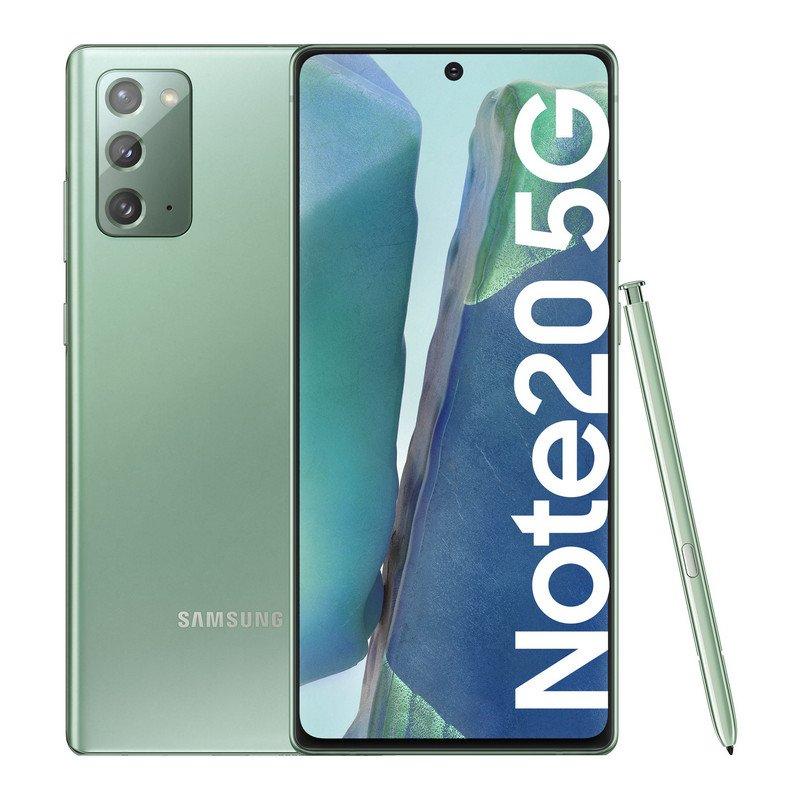 Samsung Galaxy Note 20 5G - Verde