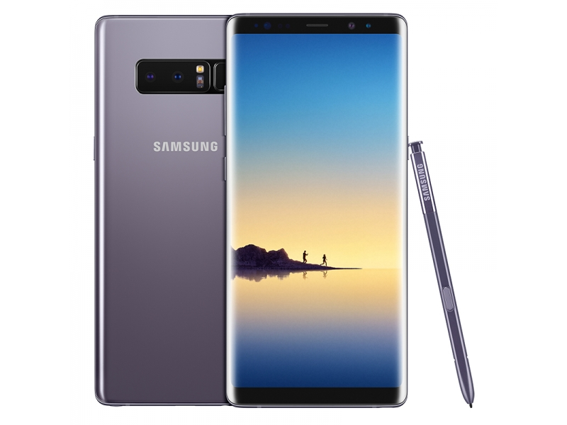 Samsung Galaxy Note 8 64GB - Gris-Orquídea