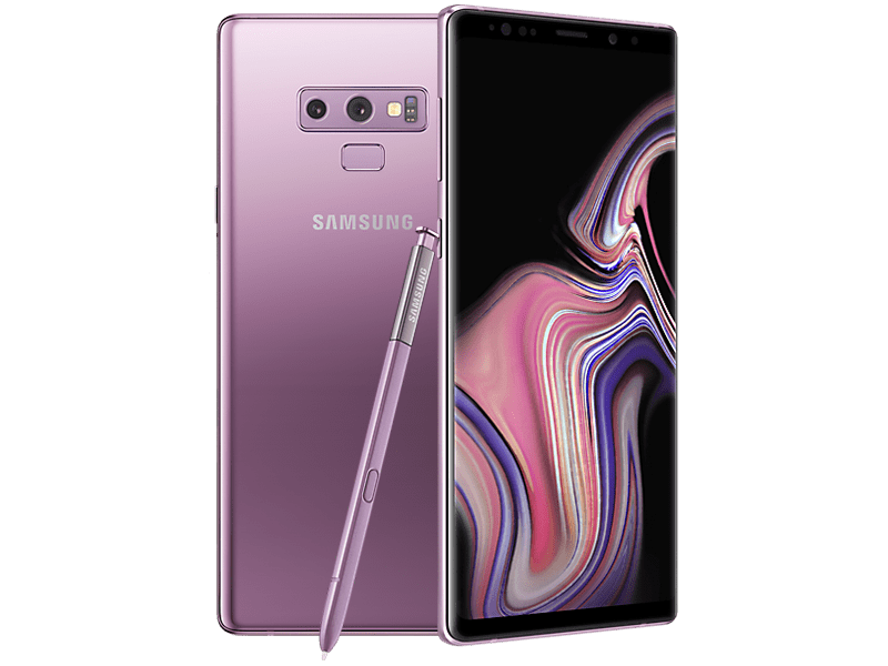 Samsung Galaxy Note 9 128GB - Púrpura