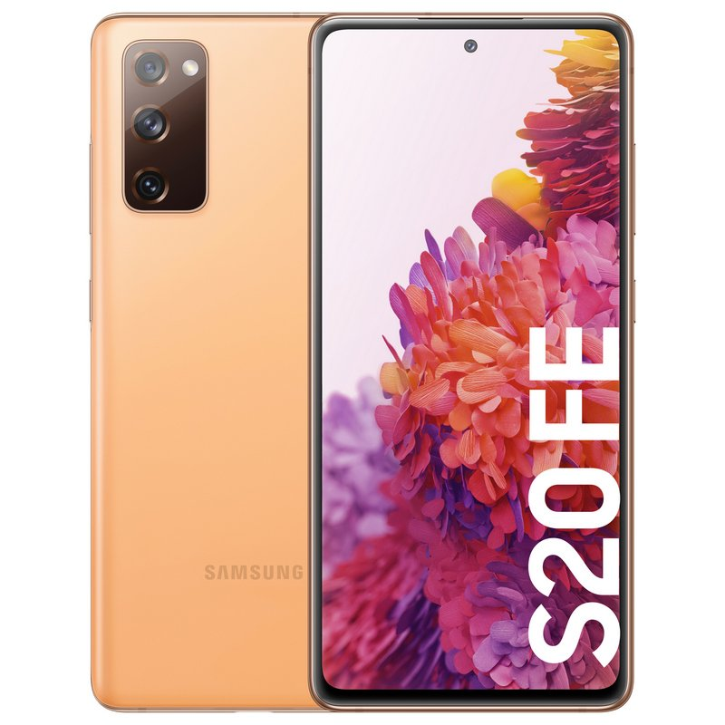 Samsung Galaxy S20 FE 128GB - Naranja
