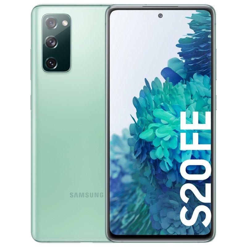 Samsung Galaxy S20 FE 128GB - Verde