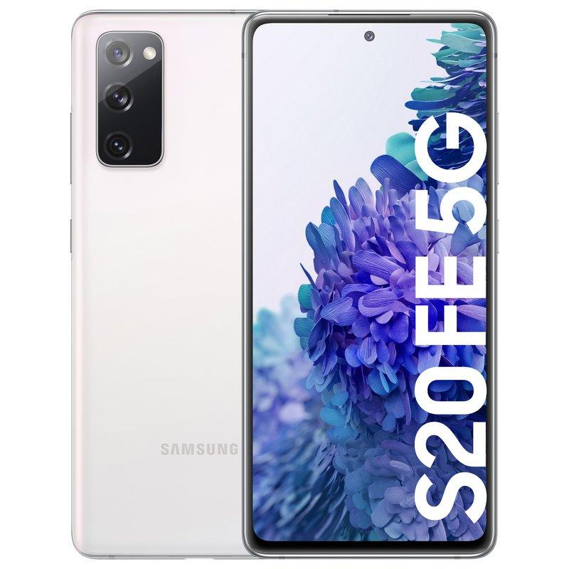 Samsung Galaxy S20 FE 5G 128GB - Blanco