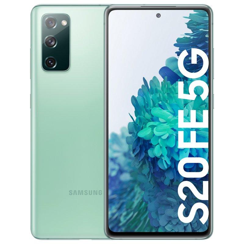 Samsung Galaxy S20 FE 5G 128GB - Verde