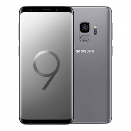 Samsung Galaxy S9 64GB - Plata