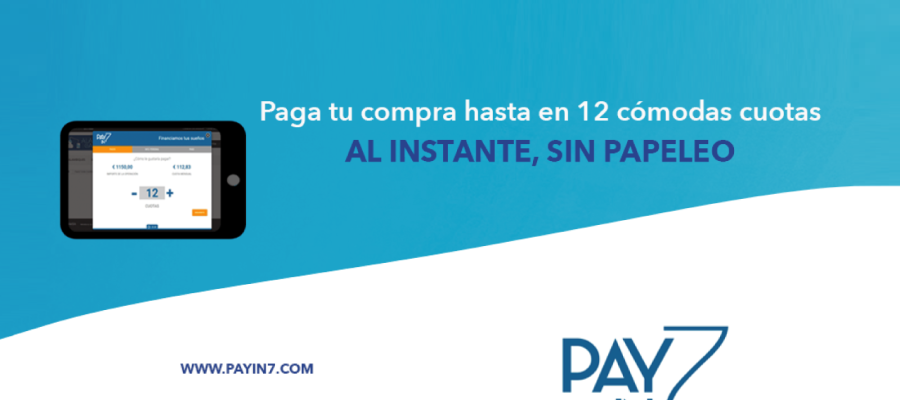 financiación payin7
