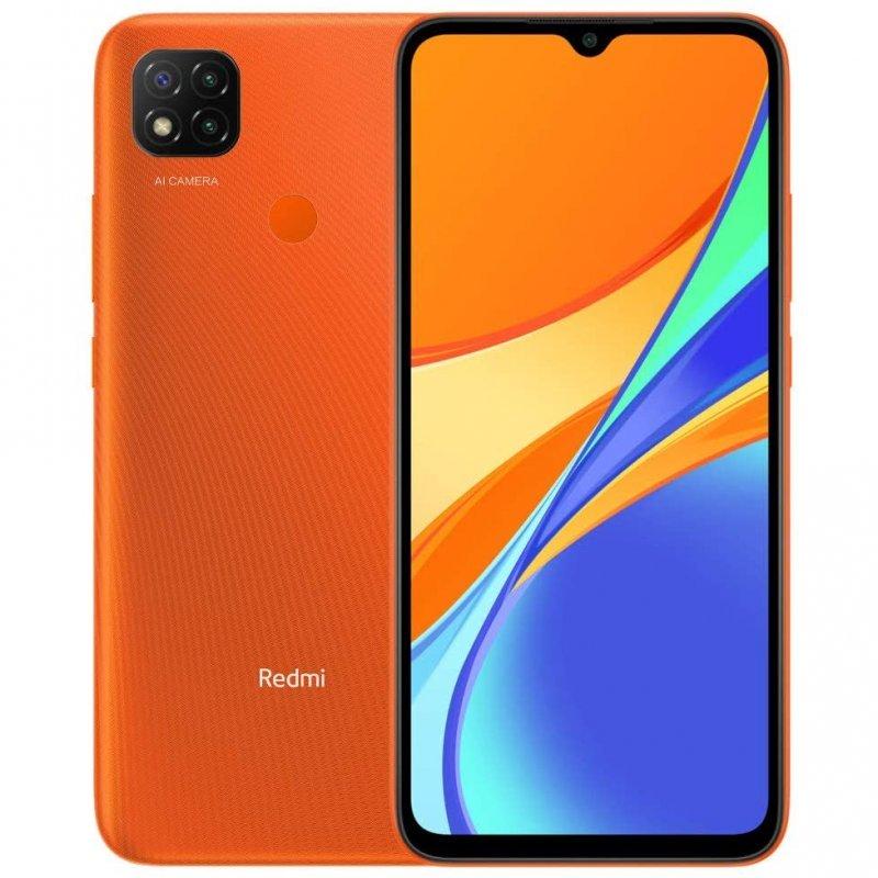 Xiaomi Redmi 9C 32GB - Naranja